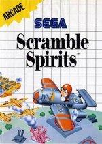 Sega Master System - Scramble Spirits