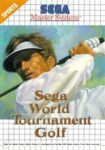 Sega Master System - Sega World Tournament Golf