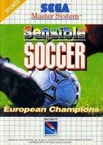 Sega Master System - Sensible Soccer