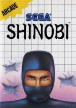 Sega Master System - Shinobi