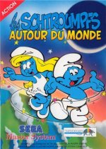 Sega Master System - Smurfs Travel the World
