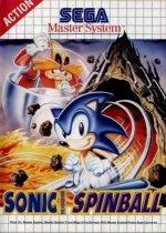 Sega Master System - Sonic Spinball