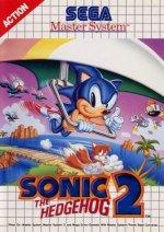 Sega Master System - Sonic 2