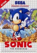 Sega Master System - Sonic the Hedgehog