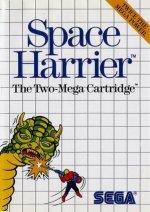 Sega Master System - Space Harrier