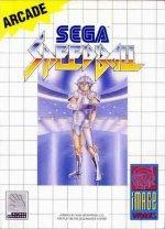Sega Master System - Speedball - Image Works