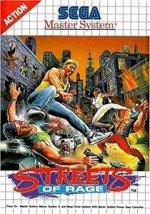 Sega Master System - Streets of Rage