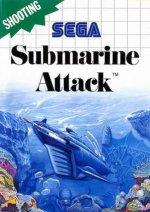 Sega Master System - Submarine Attack