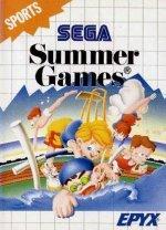 Sega Master System - Summer Games
