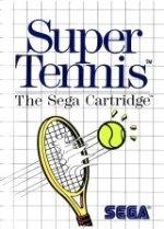 Sega Master System - Super Tennis