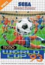 Sega Master System - Tecmo World Cup 93