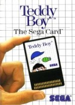 Sega Master System - Teddy Boy Card