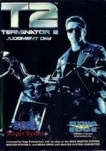 Sega Master System - T2 - Judgement Day