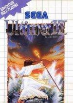 Sega Master System - Ultima V