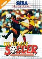 Sega Master System - Ultimate Soccer