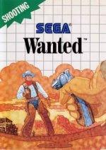 Sega Master System - Wanted