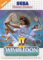 Sega Master System - Wimbledon 2