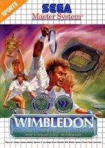 Sega Master System - Wimbledon