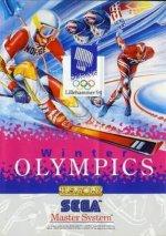 Sega Master System - Winter Olympics 94