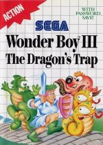 Sega Master System - Wonder Boy 3 - The Dragons Trap