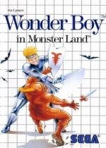 Sega Master System - Wonder Boy in Monster Land