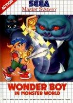 Sega Master System - Wonder Boy in Monster World
