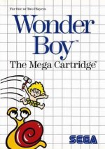 Sega Master System - Wonder Boy