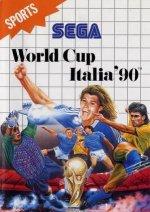 Sega Master System - World Cup Italia 90