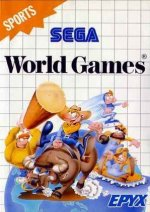 Sega Master System - World Games