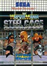 Sega Master System - WWF Steel Cage Challenge