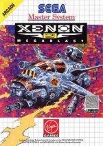Sega Master System - Xenon 2 - Virgin