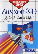 Sega Master System - Zaxxon 3D