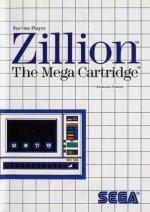 Sega Master System - Zillion