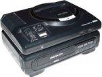 Sega Mega CD - Sega Megadrive 1 Modified Console Combination Loose