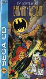 Sega Mega CD - Adventures of Batman and Robin