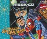Sega Mega CD - Amazing Spiderman vs the Kingpin
