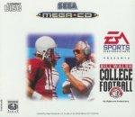 Sega Mega CD - Bill Walsh College Football