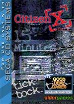 Sega Mega CD - Citizen X