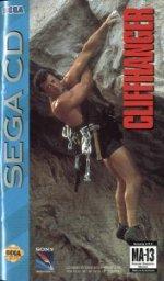 Sega Mega CD - Cliffhanger