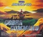 Sega Mega CD - Cobra Command and Sol Feace