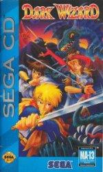 Sega Mega CD - Dark Wizard
