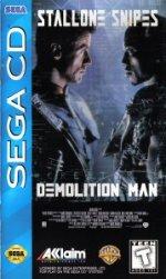 Sega Mega CD - Demolition Man