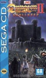 Sega Mega CD - Dungeon Master 2 - Skullkeep