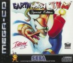 Sega Mega CD - Earthworm Jim