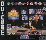 Sega Mega CD - ESPN Baseball Tonight