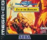 Sega Mega CD - Eye of the Beholder