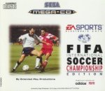 Sega Mega CD - FIFA International Soccer