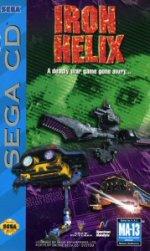Sega Mega CD - Iron Helix