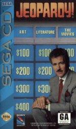Sega Mega CD - Jeopardy