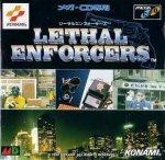 Sega Mega CD - Lethal Enforcers